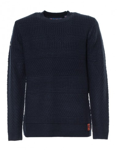 Superdry jersey para hombre seattle crew - navy