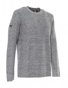 Superdry jersey para hombre seattle crew - gris