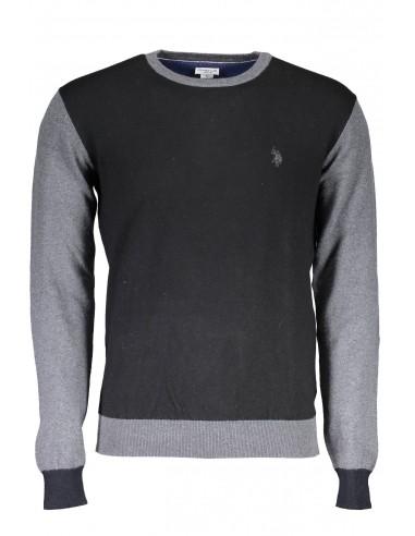Jersey U.S. Polo Assn para hombre multicolor - black/grey/royal