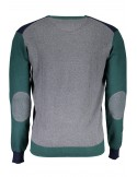 Jersey U.S. Polo Assn para hombre multicolor - navy/green/grey
