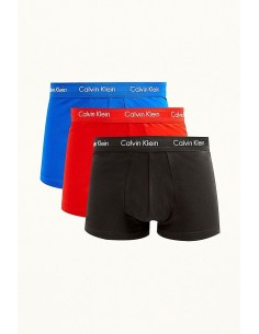 Pack Calvin Klein boxers - red/black/navy
