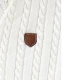 Jersey Sir Raymond Tailor escotado - crudo