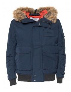 Calvin Klein chaqueta aviador para hombre
