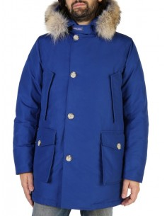 Woolrich - Arctic parka para hombre en color royal blue