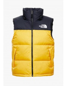 Chaleco The North Face para hombre - black/yellow