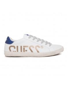 Zapatillas Guess para hombre RYAN ACTIVE - blancas