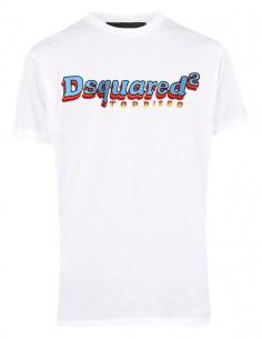 Camiseta para hombre Topdisco - blanca