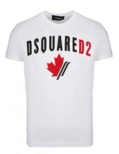 Camiseta para hombre dsquared2 - blanca