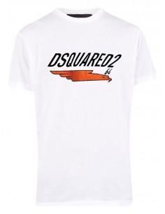 Camiseta para hombre Falcon64 - blanca