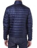 Moncler chaqueta plumas para hombre - marino