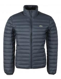 Lacoste chaqueta padded hombre en color marino
