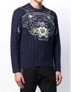 KENZO jersey para hombre en color marino