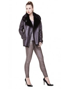 Guess by marciano SPARKLING BIKER MUJER -negra