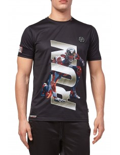 Philipp Plein camiseta para hombre Sport - run black