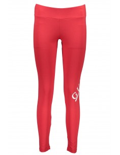 Guess Jeans leggings - rojo