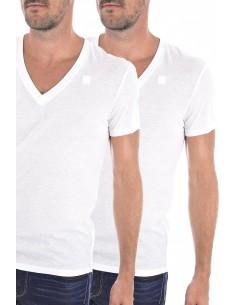G-star pack camisetas básicas para hombre