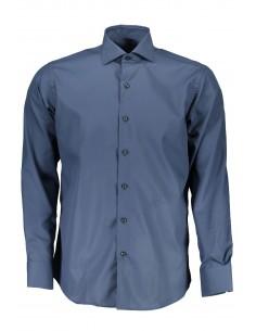Camisa Trussardi para hombre en color marino