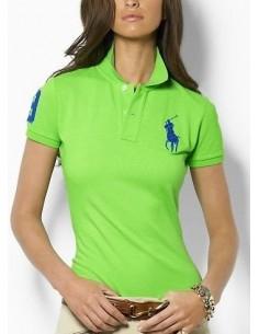 Polo big pony woman green