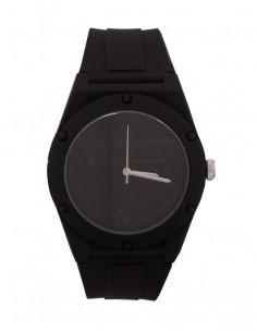 Reloj Guess unisex en silicona - negro