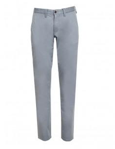Gant - pantalón chino para hombre slim fit - grey