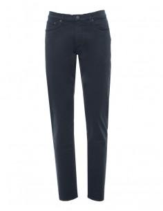 Gant - pantalón 5 bolsillos de algodón elástico - navy