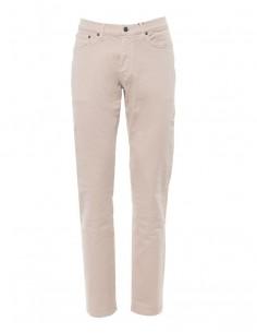Gant - pantalón 5 bolsillos de algodón elástico - sand