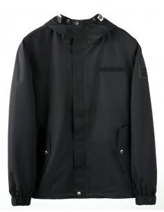 Burberry chaqueta spring para hombre - negra