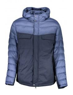 Abrigo Gant ACTIVE - azul y marino
