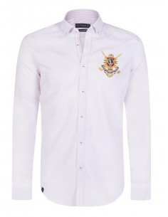 Camisa Sir Raymond Tailor - Oxford pink