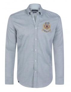 Camisa Sir Raymond Tailor WRISTS - Oxford green