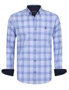 Camisa Sir Raymond Tailor SPADE - blue