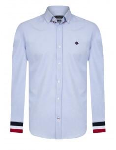 Camisa Sir Raymond Tailor SAMMY - light blue