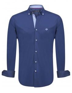 Camisa Sir Raymond Tailor FENSOME - navy