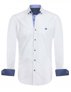 Camisa Sir Raymond Tailor FENSOME - white