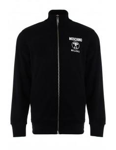 Moschino chaqueta Sport para hombre - negra