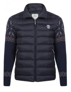Sir Raymond Tailor chaqueta combinada EGGS - navy