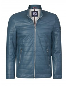 Sir Raymond Tailor chaqueta de piel GERMANY - turquesa