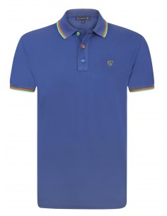 Polo Sir Raymond Tailor para hombre ZOYSIA royal