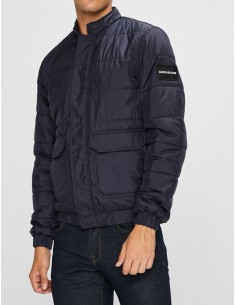 Calvin Klein chaqueta acolchada para hombre - navy