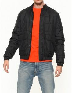 Calvin Klein chaqueta acolchada para hombre - black