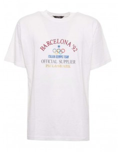 Camiseta Paul Shark para hombre Barcelona 92 Limited edition