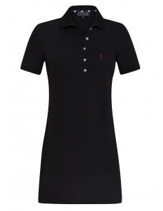 Vestido Sir Raymond Tailor tipo polo ALWAYS - black