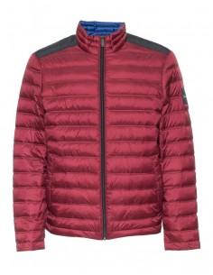 Calvin Klein chaqueta acolchada slim - granate