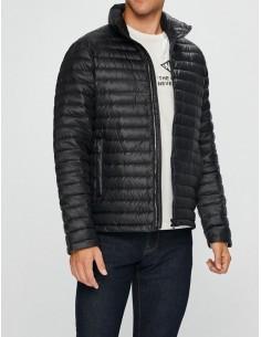 Calvin Klein chaqueta acolchada ligera - negra