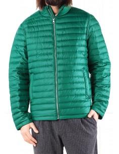 Calvin Klein chaqueta acolchada ligera - green