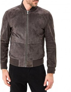 Tommy Hilfiger chaqueta bomber ante reversible