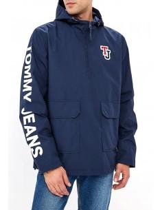 Tommy Hilfiger chaqueta canguro entretiempo - marino