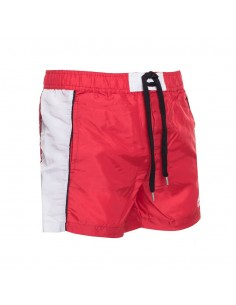 Bañador KARL LAGERFELD hombre colorblock - red