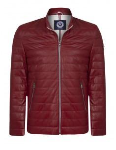 Sir Raymond Tailor chaqueta de piel GERMANY - Red