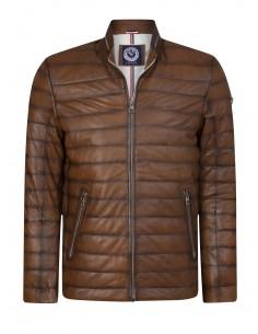 Sir Raymond Tailor chaqueta de piel GERMANY - Wisky